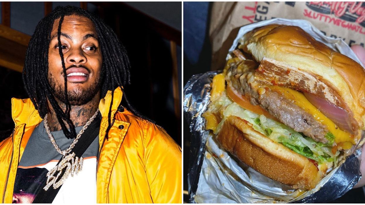 Vegan Food In Atlanta Comes With Celebrity Sightings At This Restaurant