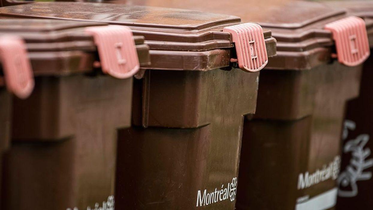 Certains grands immeubles de Montréal pourront enfin faire du compost