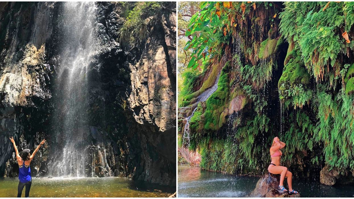 6 Texas Waterfalls Road Trips You Have To Go On This Spring