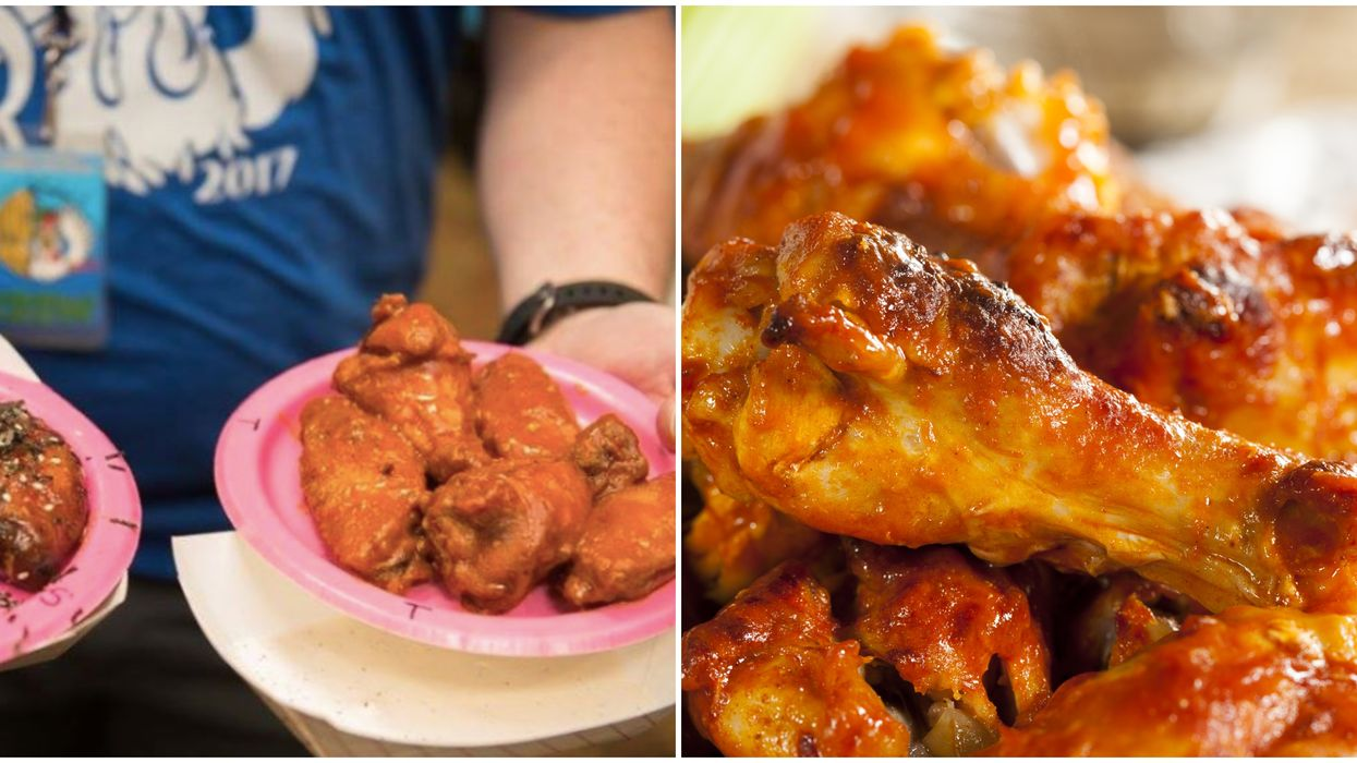 Wing Festival In North Carolina Is Back This Weekend