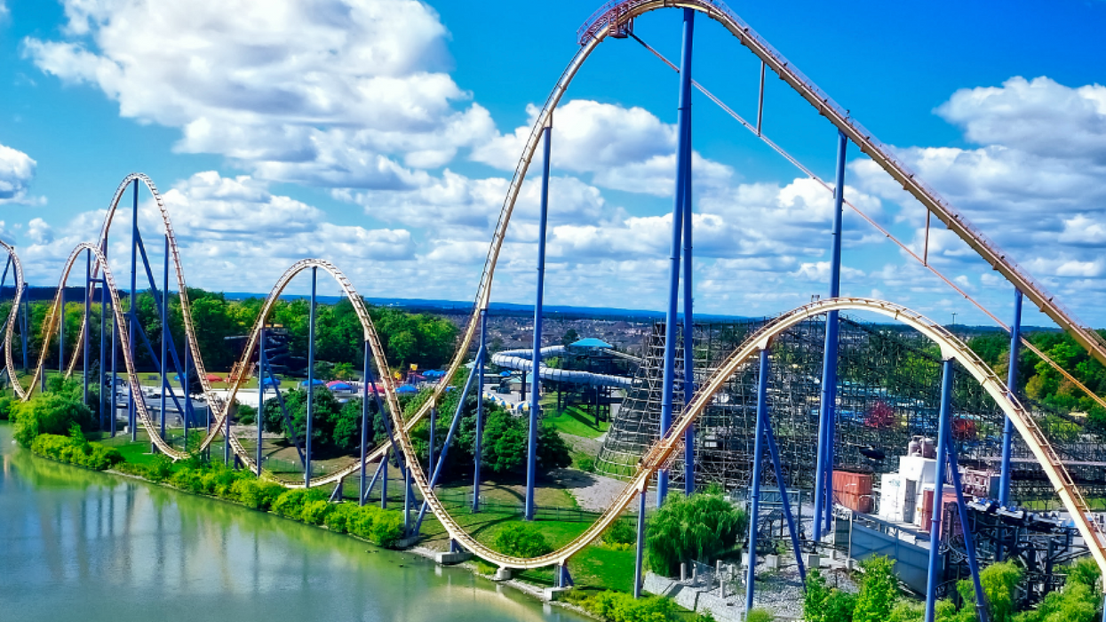 You Can Ride Canada's Wonderland Rollercoasters Before Anyone Else Next Month