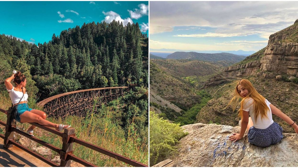 This Loop Trail Near El Paso Is The Perfect Daytrip From Texas