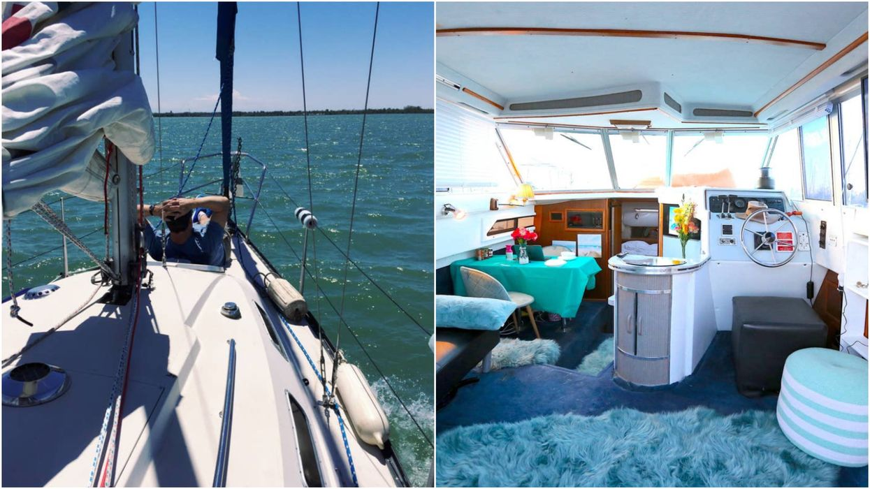 9 Yachts & Boats That Are Surprisingly Affordable To Rent In Canada This Summer
