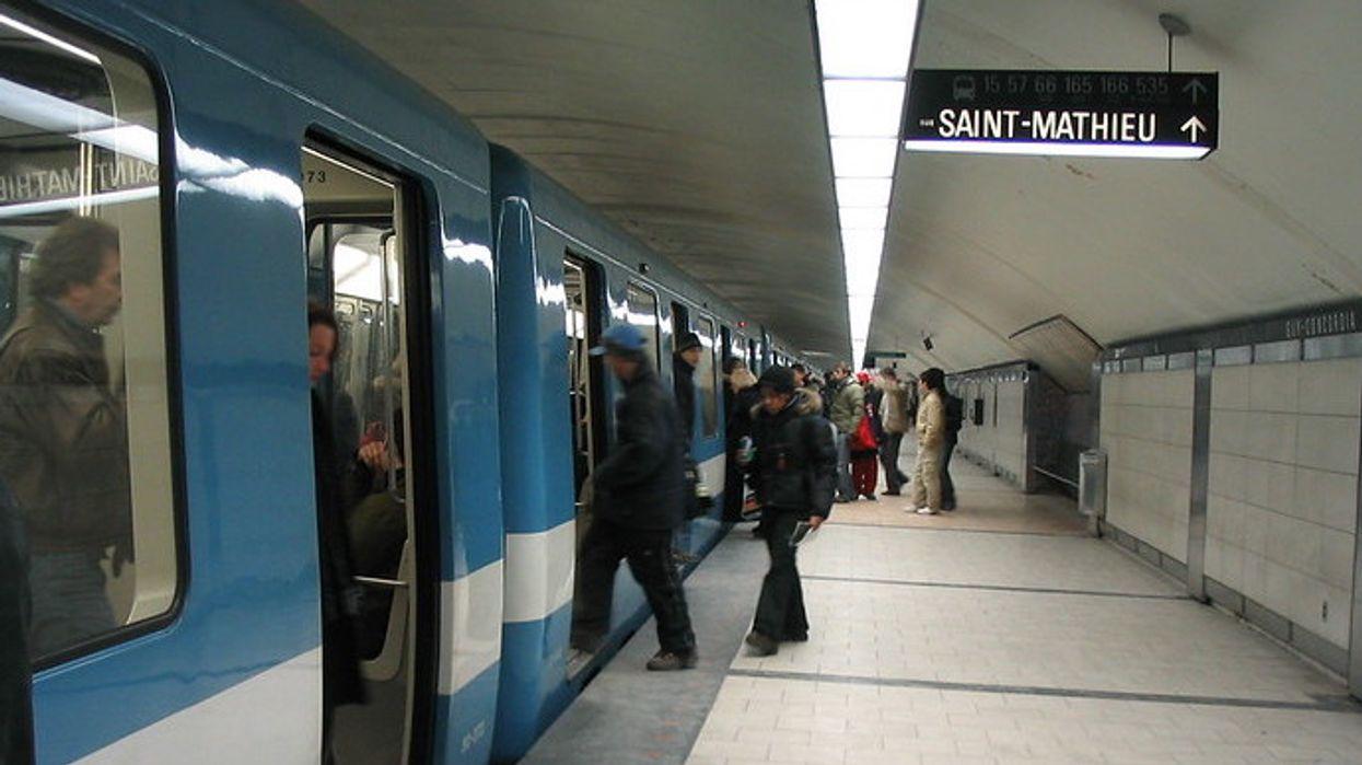 La STM lavera désormais les wagons de métro à toutes les semaines
