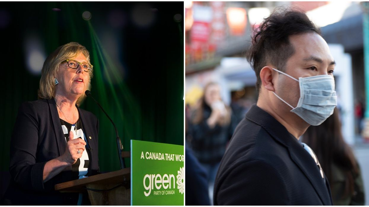 Green Party Of Canada Slams Conservatives In A Tweet About Coronavirus