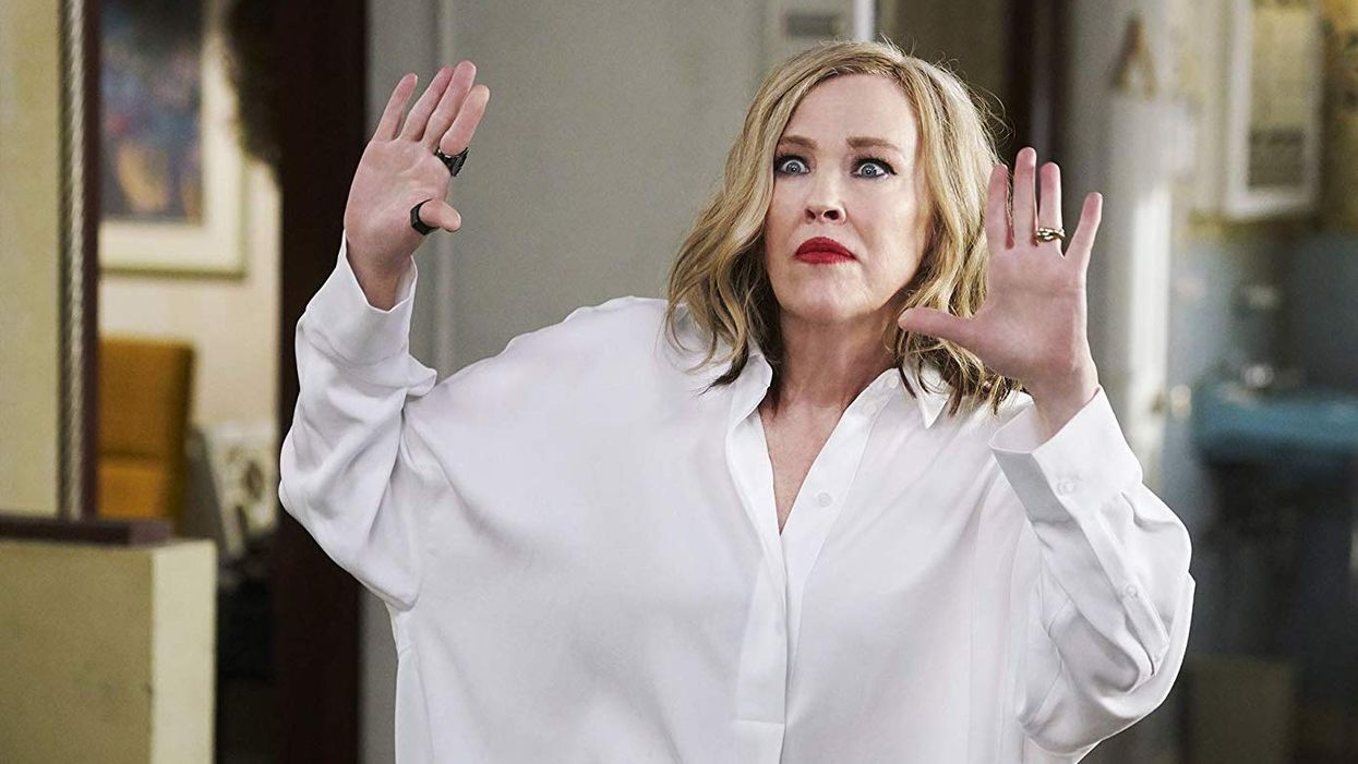 Your favourite bébé is another year older! Today is Schitt's Creekstar Catherine O'Hara's birthday. In honour of the occasion, Twitter users are sharing their favourite GIFs and moments from the Canadian actress.