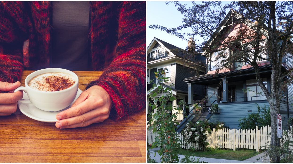 British Columbia Property Is Affordable If You Give Up Lattes, According To A Councillor
