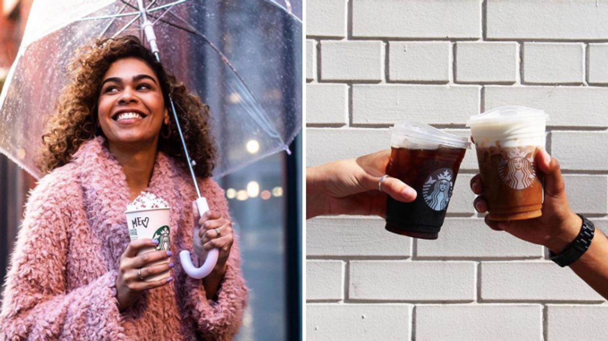 Starbucks Canada offre un 2 pour 1 sur les boissons « grande » aujourd'hui seulement