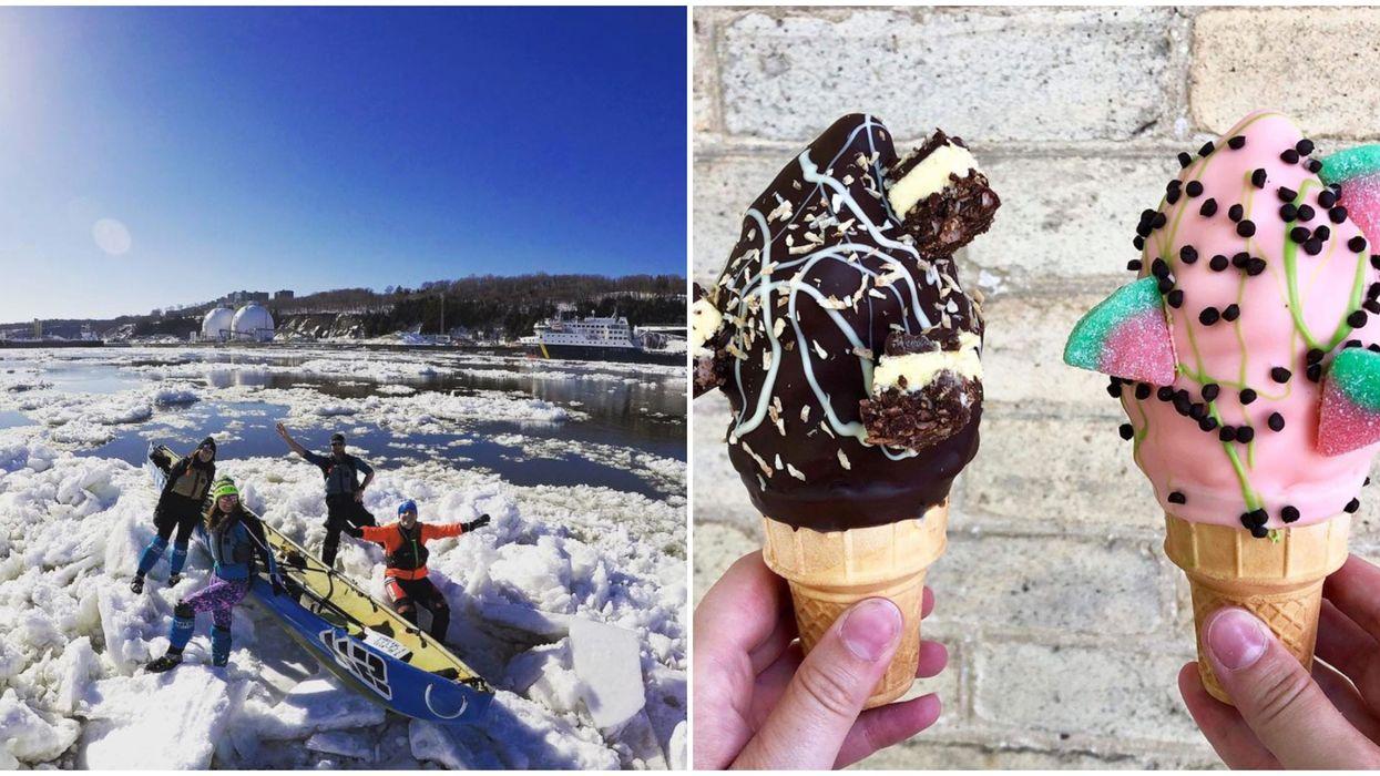 7 activités pour sortir de ta routine à Québec cette fin de semaine du 6 au 8 mars