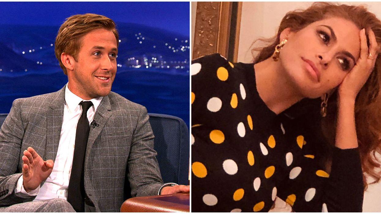Eva Mendes & Ryan Gosling's Relationship