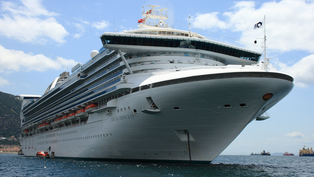 235 Canadians On A Cruise Are Being Held For COVID-19 Testing