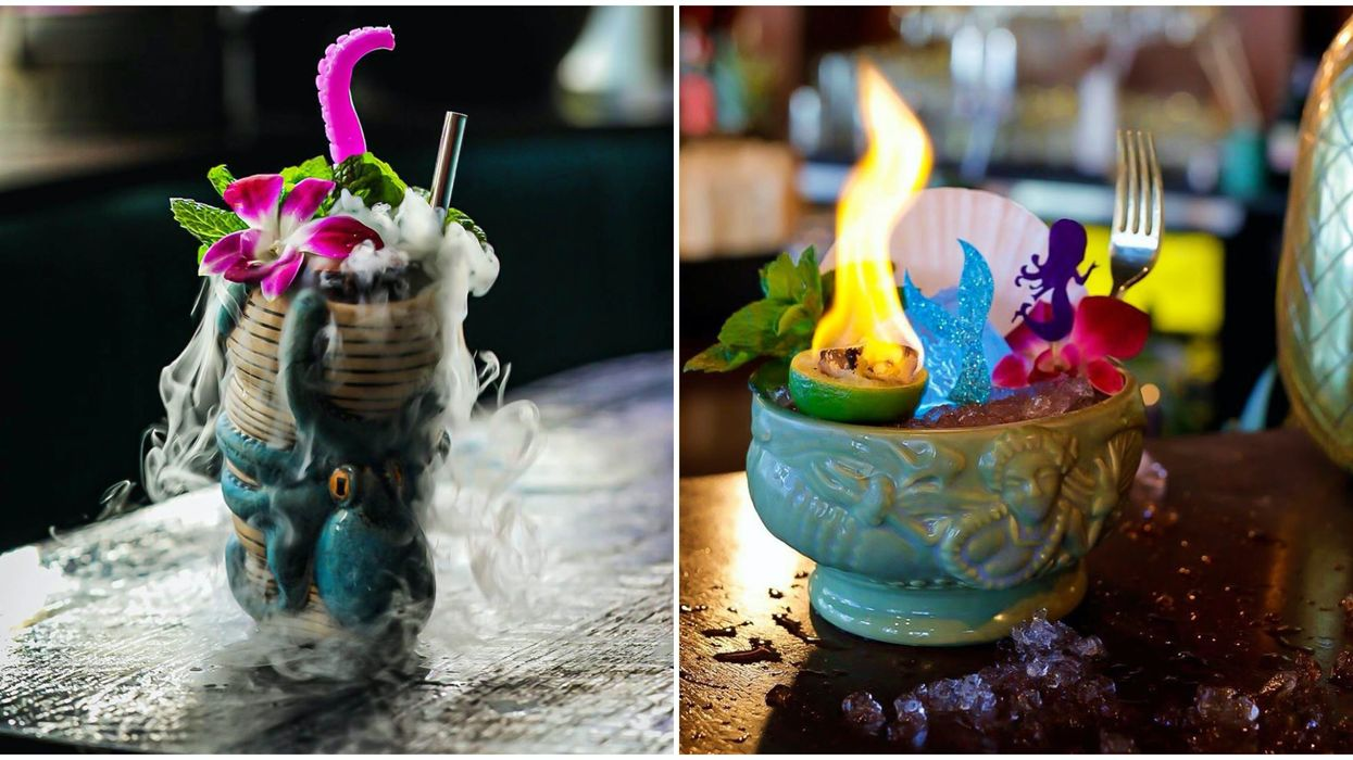 A New Tiki Bar In Seattle Is Opening Up This Summer & It'll Be Inspired By The Ocean