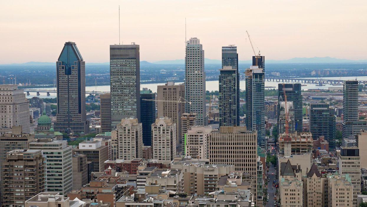 Un tremblement de terre a été ressenti cette nuit à Montréal