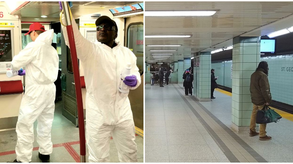 Toronto Coronavirus Patient Took The TTC For 3 Days Before Being Isolated