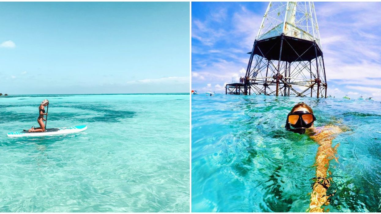 Places In Florida That Are Like The Bahamas