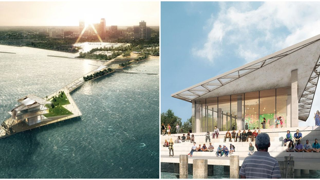 St. Pete Pier Will Be Florida's Largest Waterfront Park And It's Opening This May