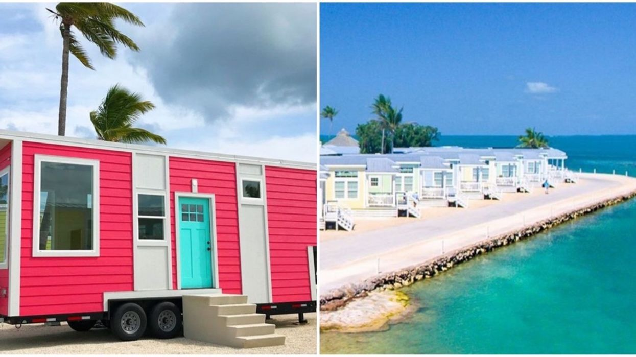 Adorable Tiny House Village Resorts In Florida Are Taking Over The State