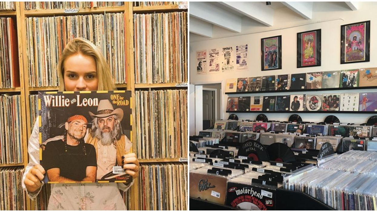 Event In Nashville This April Will Have Cheap Vinyl
