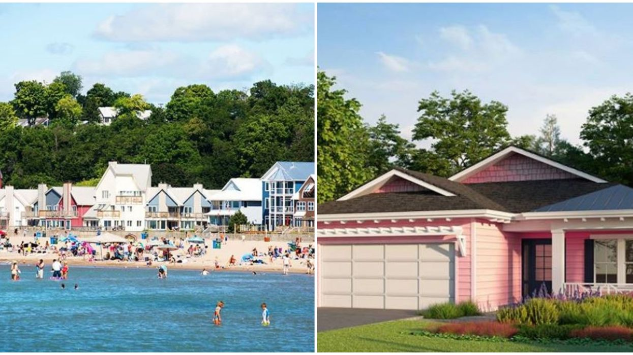 Homes For Sale In Ontario That Offer Beachy Perks Will Start At Just $439K Each