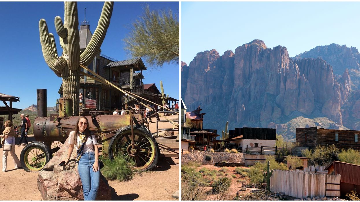 7 Wild West Towns In Arizona You Need To Road Trip To