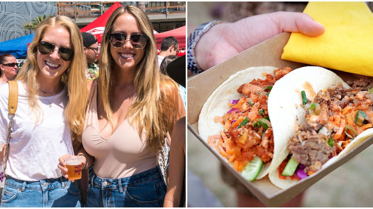 A Taco Festival Battle With Unlimited Samples Is Coming To Boca Raton Next Month
