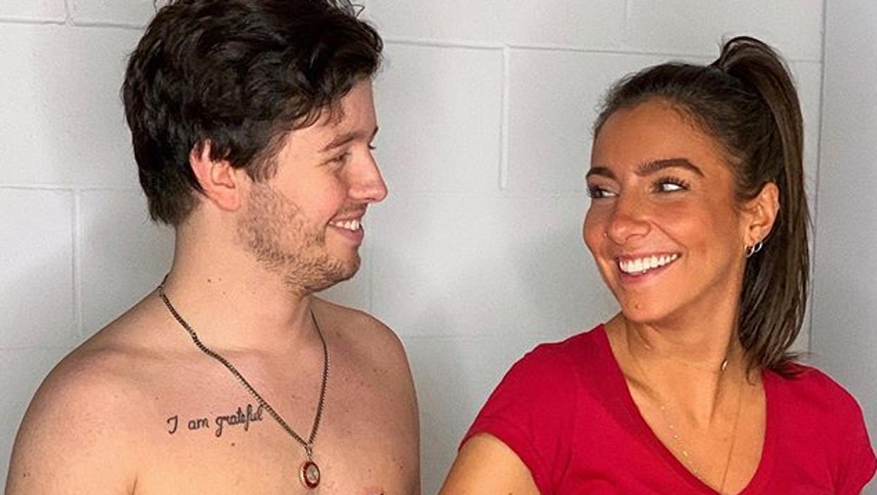 Rafaëlle Roy et Joffrey Charles ont de nouveaux tatouages complètement « couple goals »