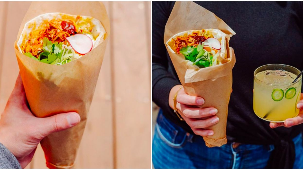 Best Burritos In Atlanta Can Be Found At This New Authentic Spot