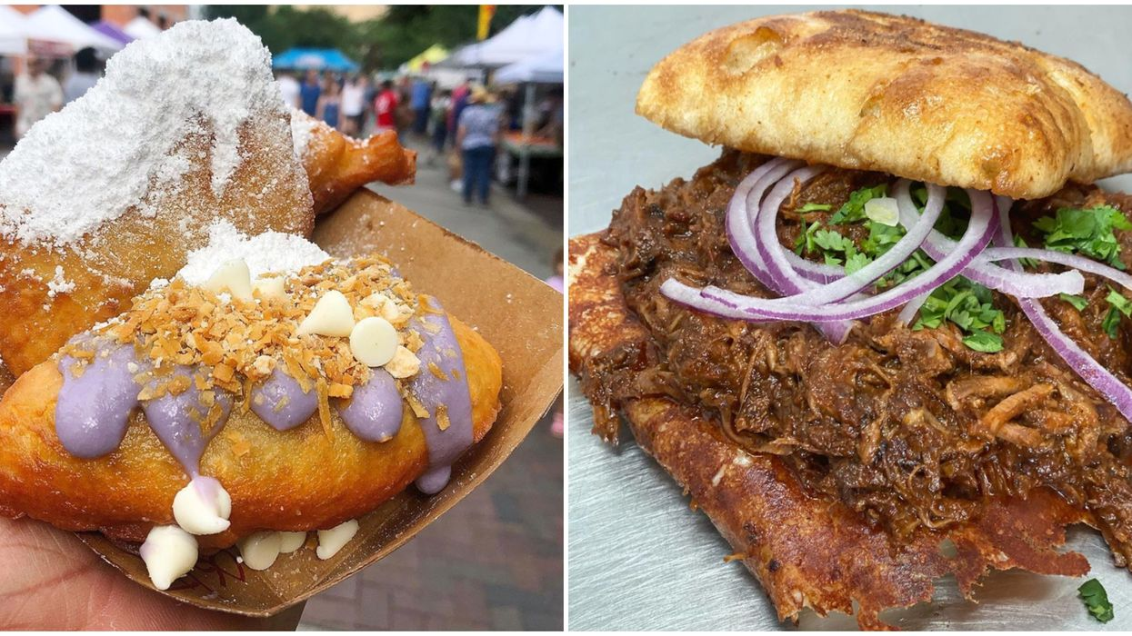 San Antonio Is Having The Ultimate Foodie Event This Month With 30+ Vendors