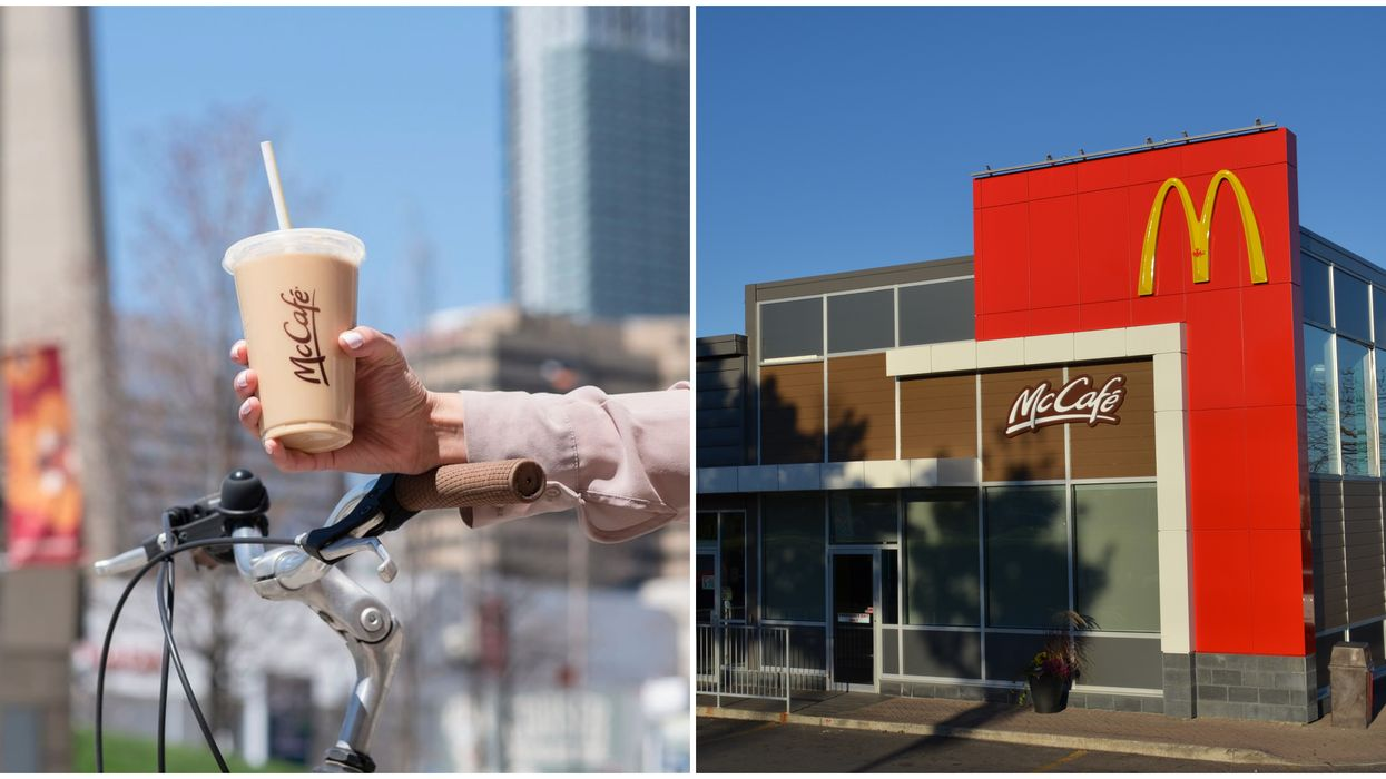 McDonald's Canada $1 Coffee Deal Has Been Extended For Another Week