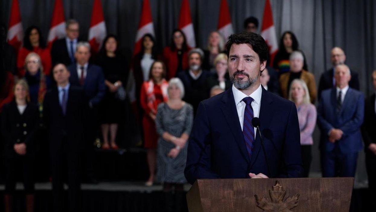 Justin Trudeau Just Announced A $1 Billion Plan To Combat COVID-19 In Canada