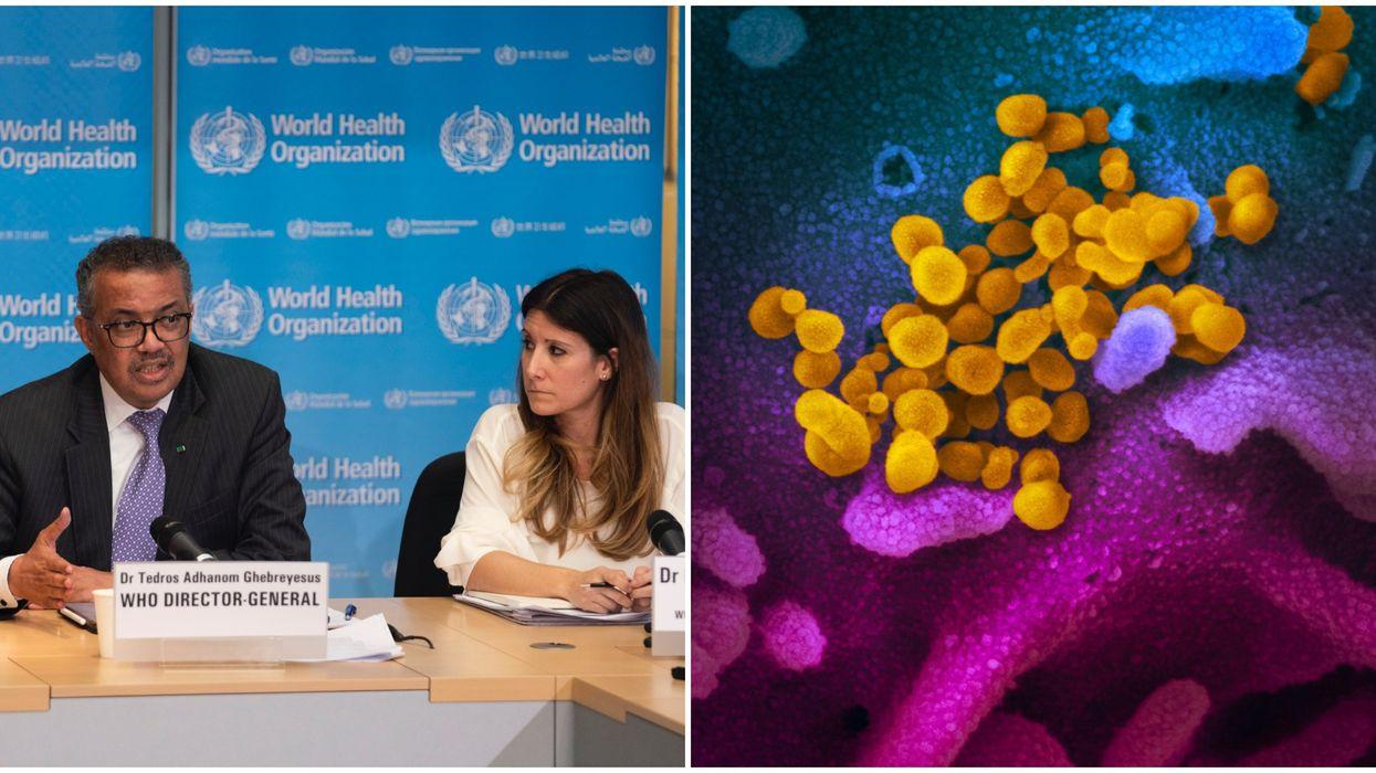 Coronavirus COVID-19 pandémie