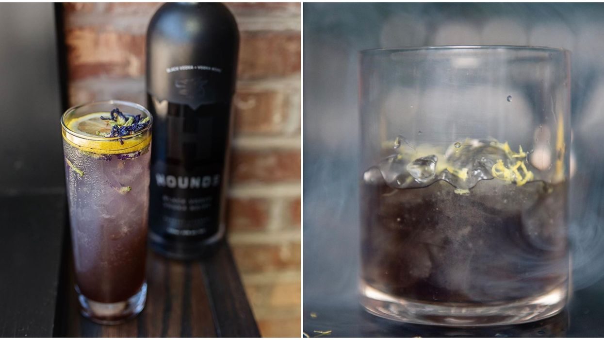 Black Vodka Made In Canada Doesn't Even Look Like A Real Thing