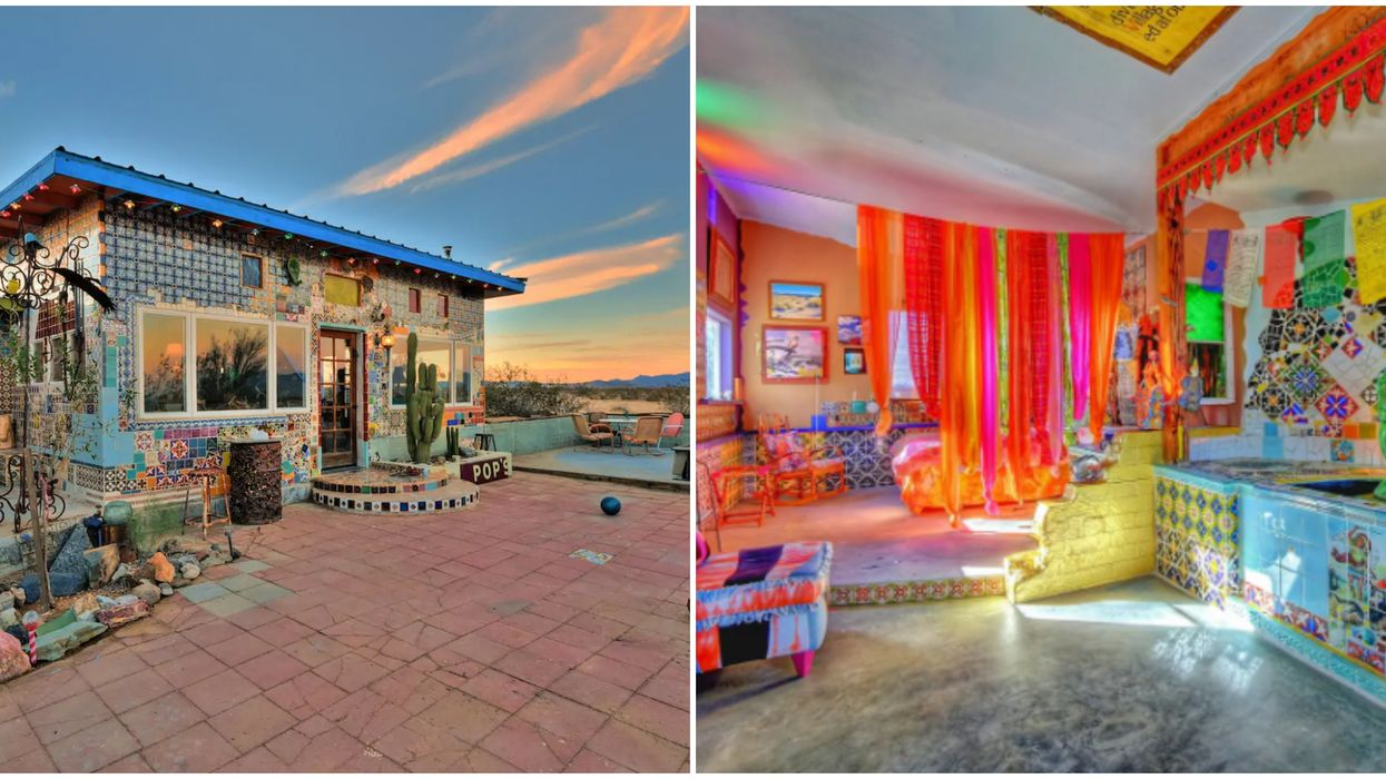 Vacation Rentals In California Include This Magical Ceramic House Airbnb