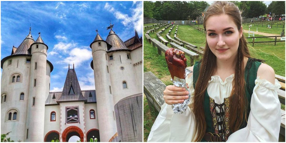 Tennessee Renaissance Festival 2020 Takes Place In A Magical Castle -  Narcity