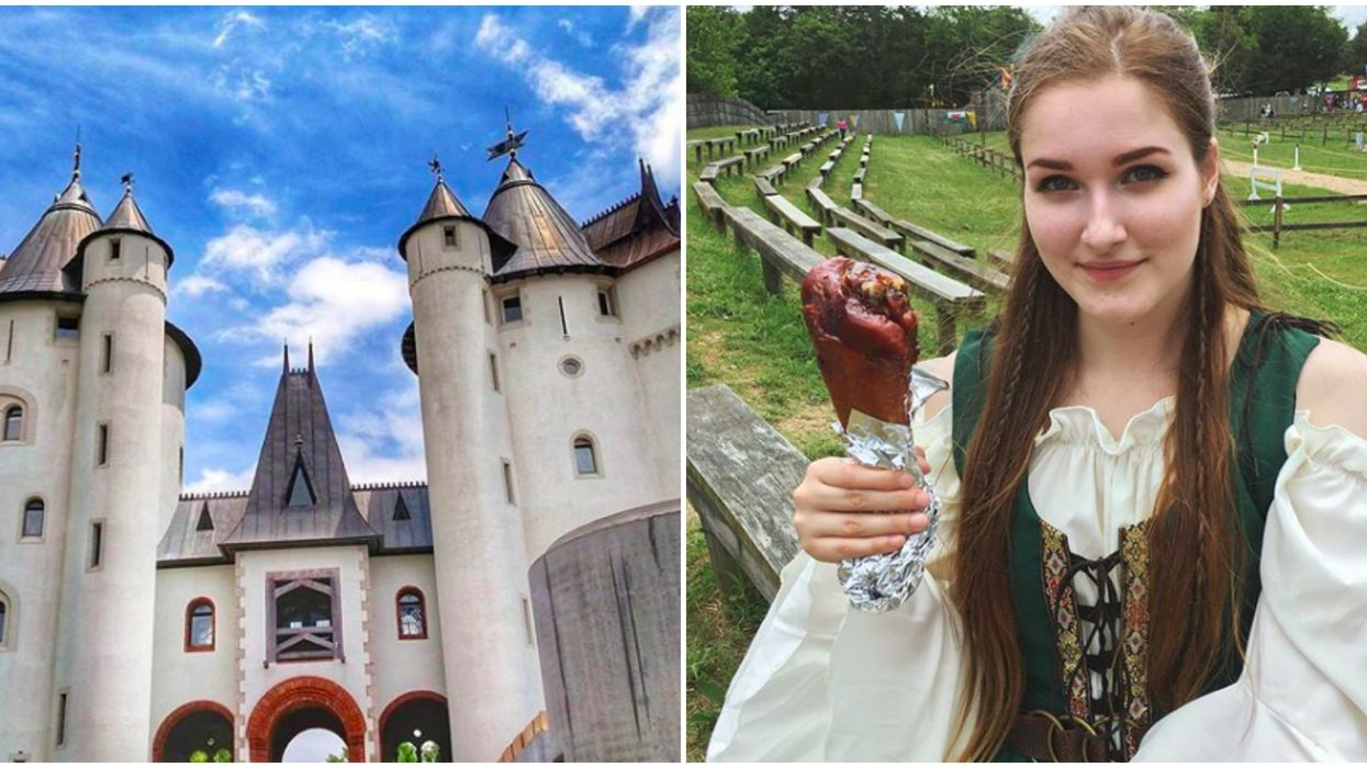 Tennessee Renaissance Festival 2020 Takes Place In A Magical Castle