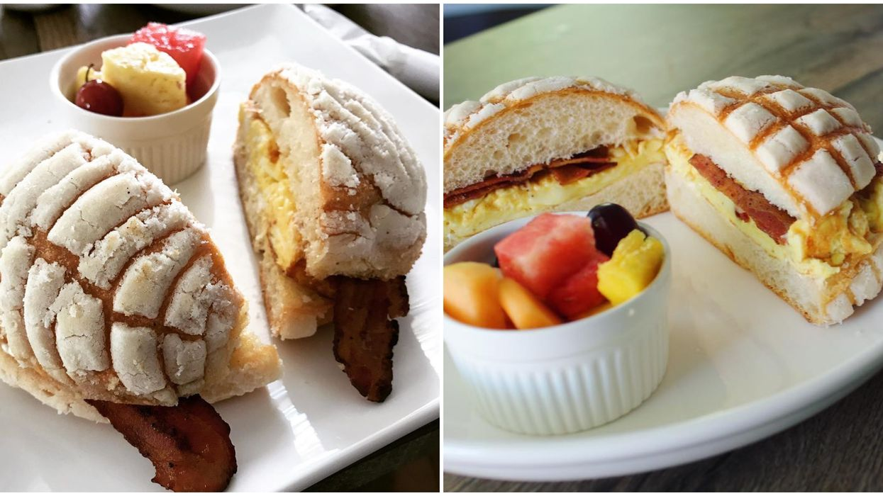 Houston Has Sweet Bread Sandwiches At This Brunch Cafe