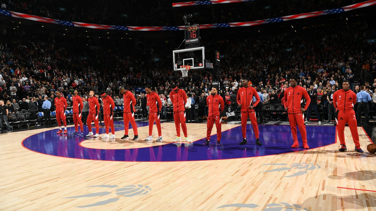 """Toronto Raptors Are """"Disappointed"""" As They Head Into 2-Week Quarantine"""