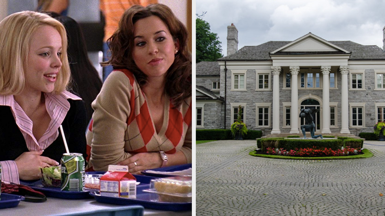 Jaw dropper alert! These Toronto mansions that have been used in film and TV are totally out of this world. They're all in areas that you could totally drive by and take a look at.