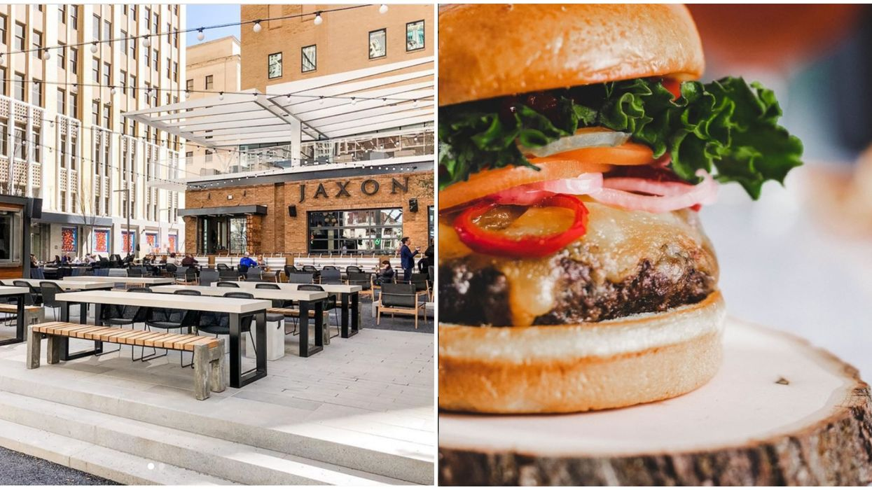 Dallas Opened A Brand New Beer Garden With A 10,000-Sq-Ft Boozy Outdoor Space