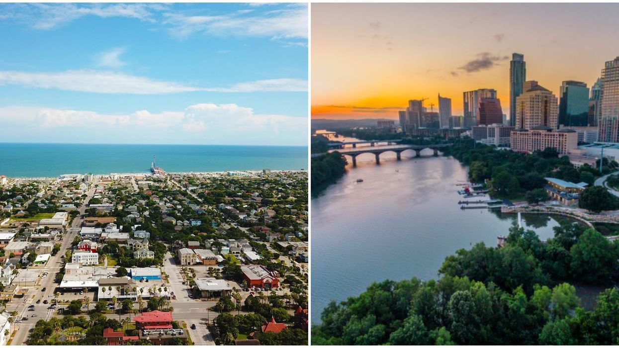 These Affordable Cities In Texas Are A Great Place To Buy Your Own Home