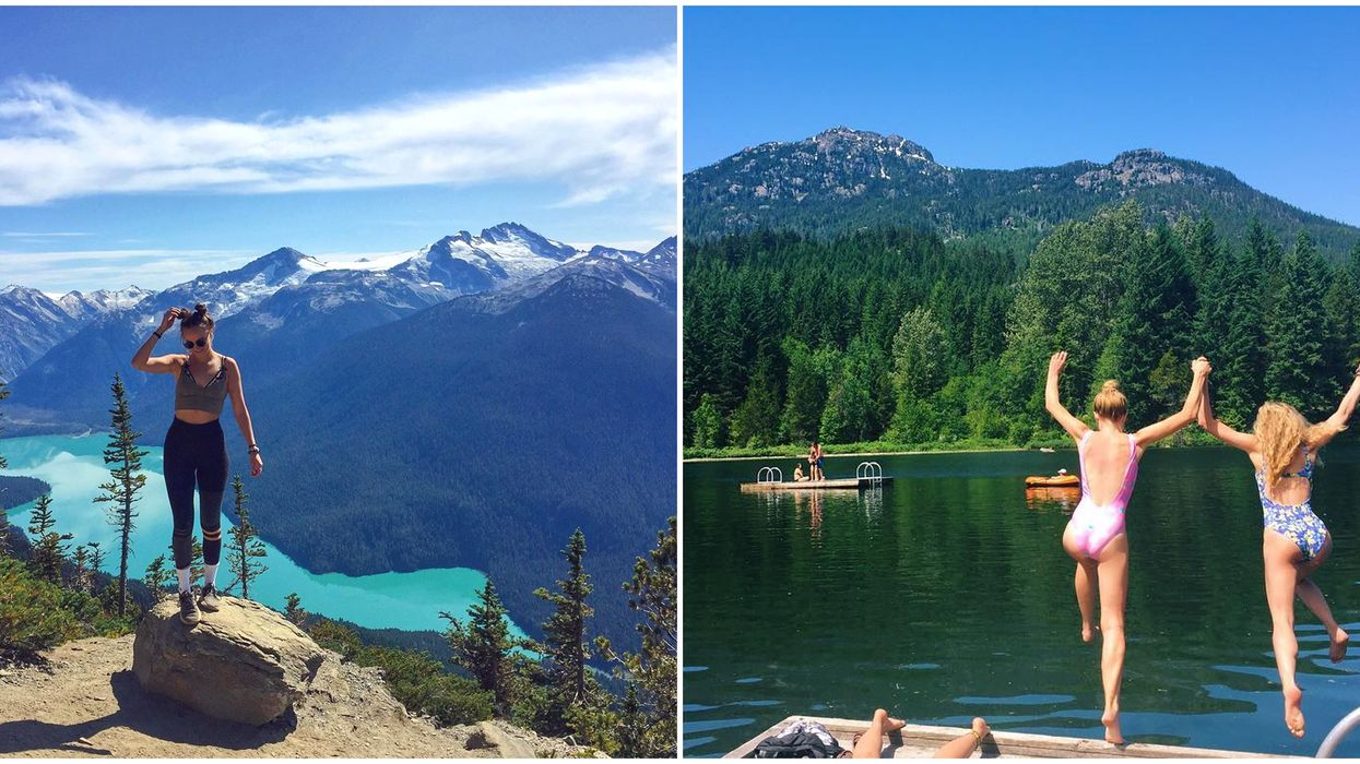 What To Do In Whistler: 11 Things To Do That Don't Involve The Gondola