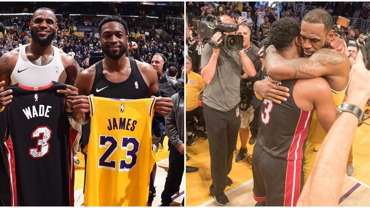 NBA Suspension Due To Coronoavirus Sends LeBron James Down Miami Heat Memory Lane