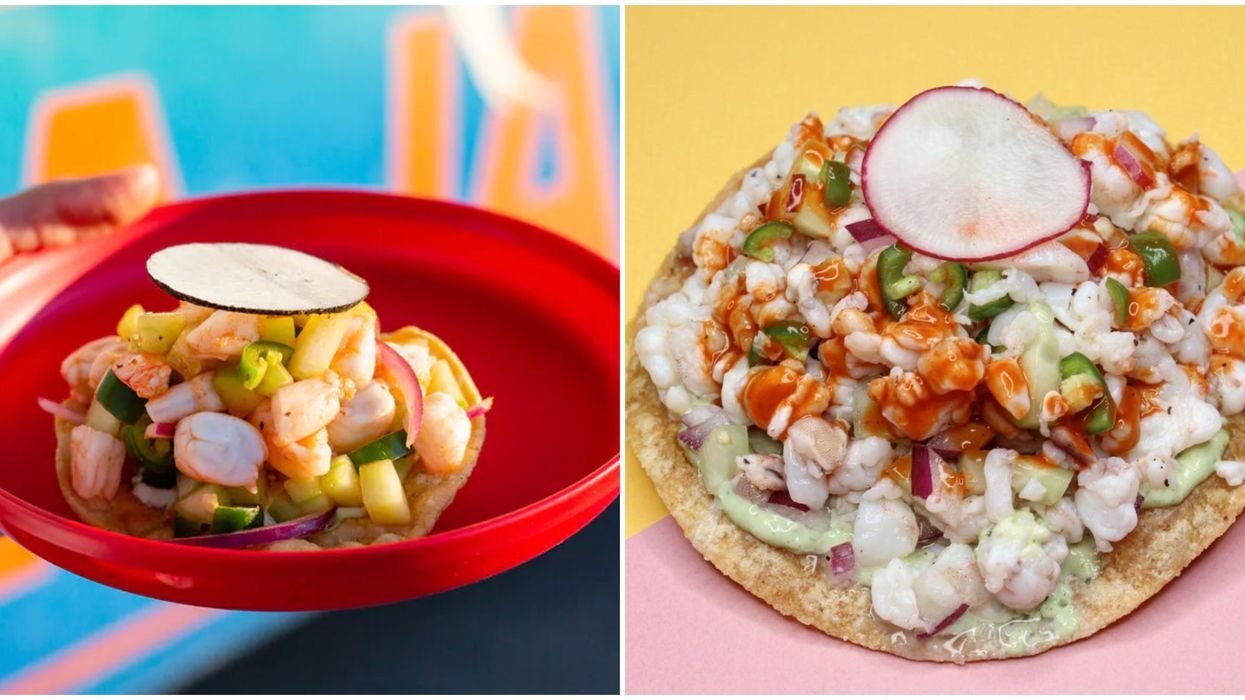 A Ceviche Food Truck In Austin Just Opened