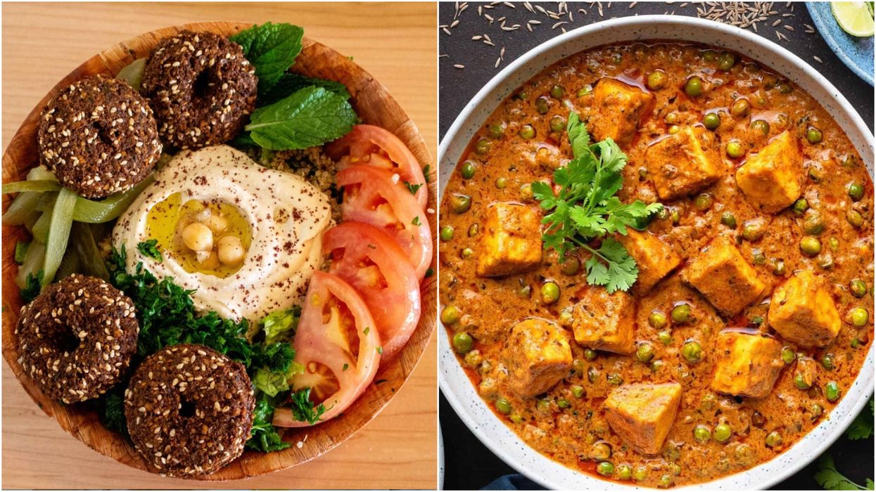 Vegetarian Home-Delivery In Ottawa: 9 Places That Will Drop Off A Feast