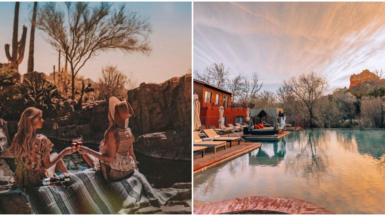 BFF Getaway In Arizona Should Be On Your Summer Bucketlist