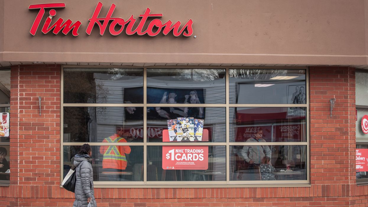 Tim Hortons Sick Policy Prompts Calls For A Boycott On Twitter
