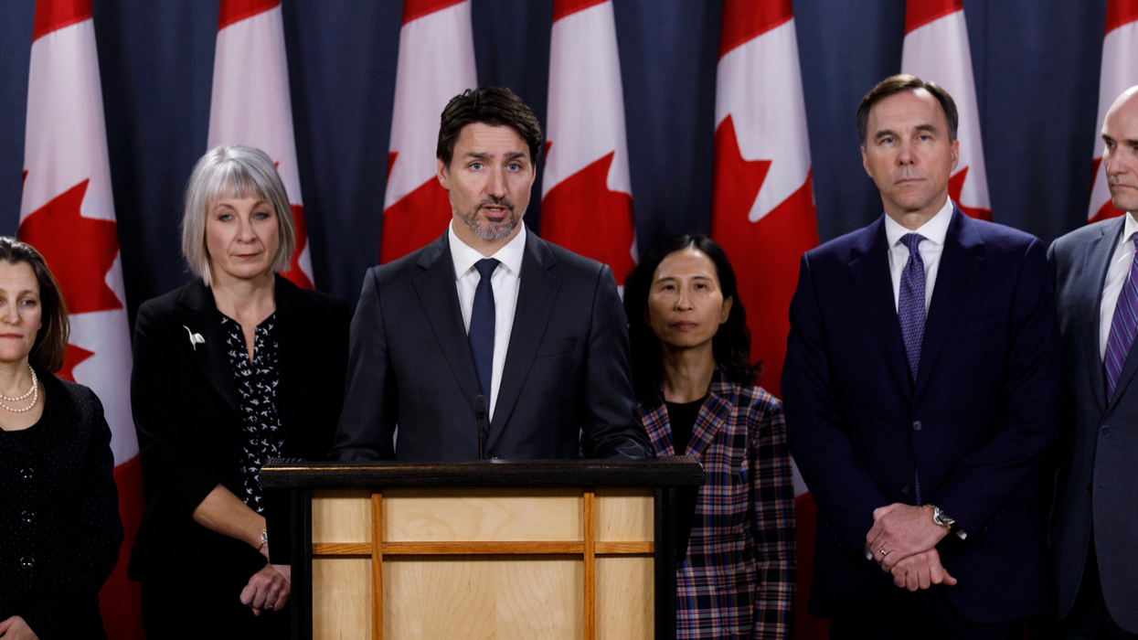 """COVID-19 In Canada: """"Nothing Is Off The Table"""" Says PM Trudeau"""
