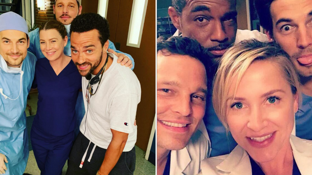 Giacomo Gianniotti Revealed How The 'Grey's Anatomy' Cast Felt About Justin Chambers Exit