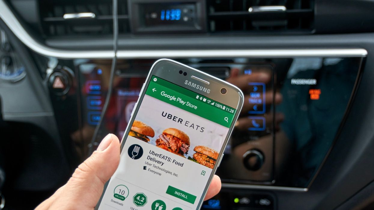 You Can Order From Uber Eats With No Delivery Fee Right Now In Florida