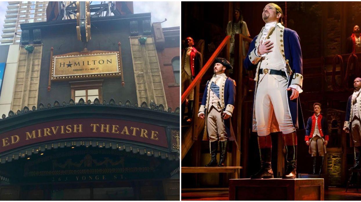Mirvish Theatre Closures Due To COVID-19 Delay Upcoming Shows Including Hamilton